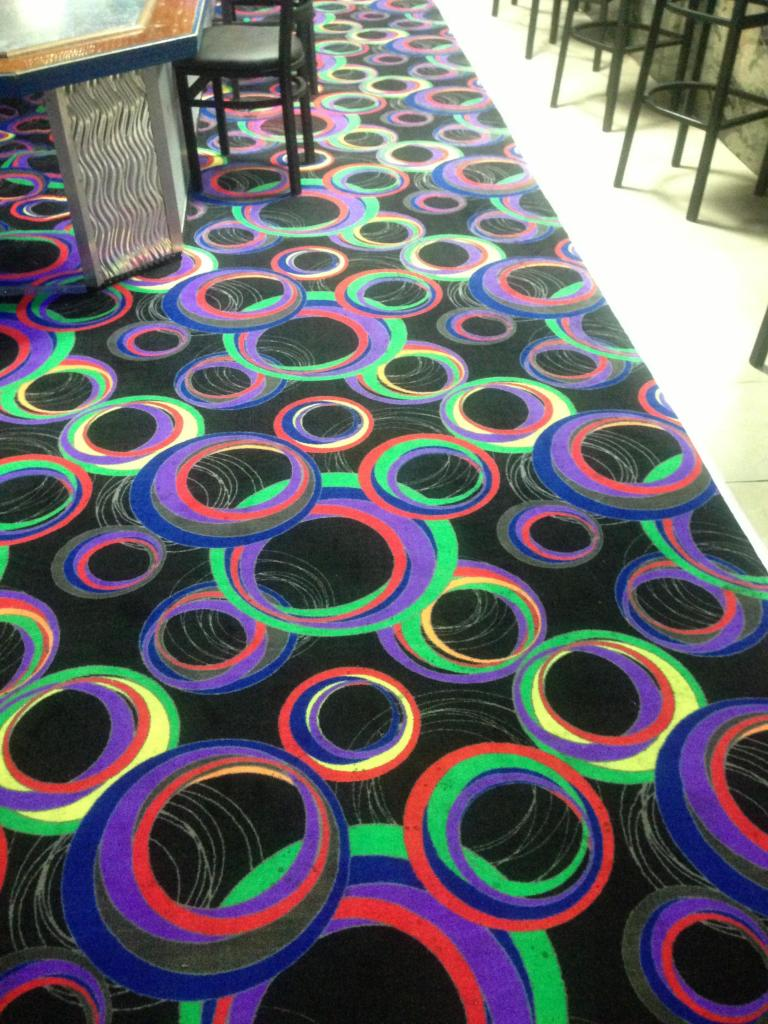 Here Are The Pics Of The Strip Club Carpet Mikey S Board